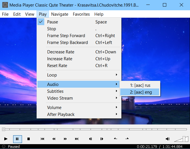 New video player - MPC-QT - UI from MPC-HC + mpv engine (Page 1