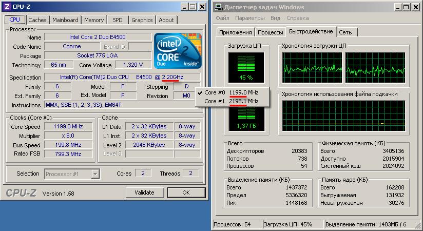 cpu-z_core_speed_vs_CPU_load.png, 35.38 kb, 824 x 450